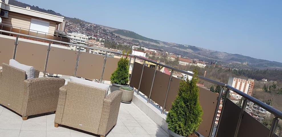 Apartment The View Veliko Tarnovo