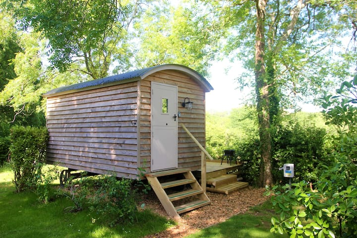 Dorset Woodland Retreats - Lifton Shepherd's Hut