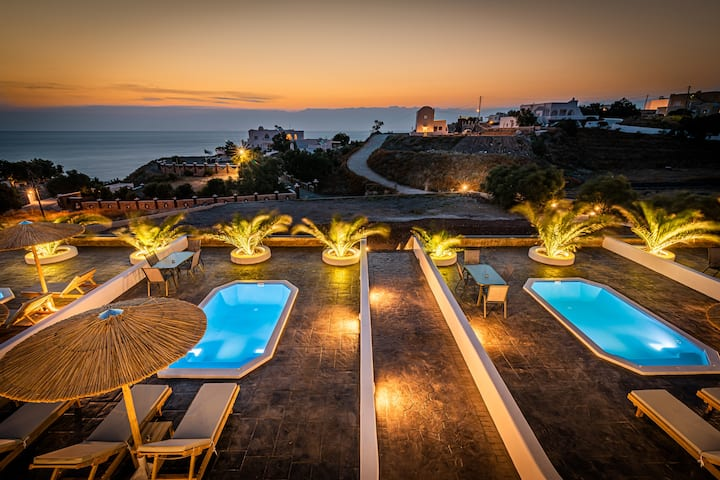 Cozy Suite | Sea View | Private Pool- 6pax