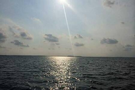 Kayakers dream, Casino, Lakehouse, Fishing