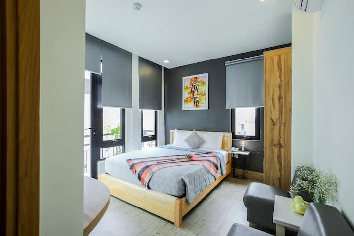MAGNOLIA'S Deluxe Room @ NINH KIEU WHARF