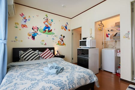 #c Near Disney Resort Room|MAX2|cozy place|WIFI