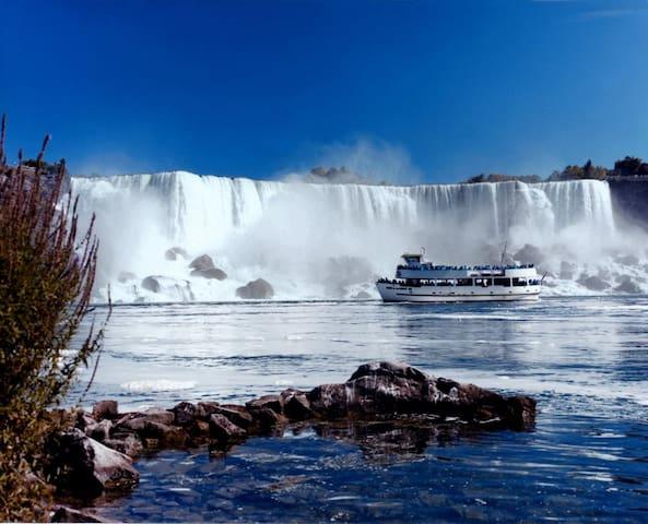 Niagara Falls (USA) Minutes to EVERYTHING