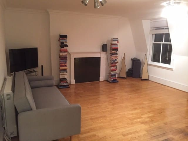 Flat next to Oxford Circus (King Size bed)