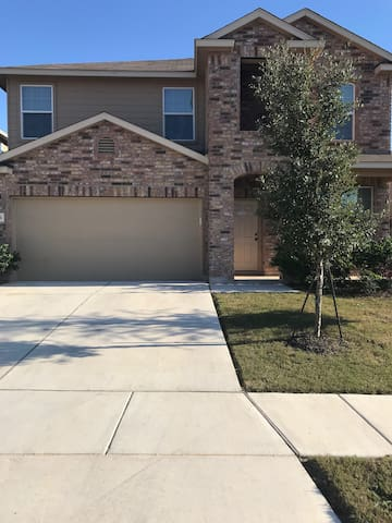 Beautiful Home and only 1 exit from Lackland AFB.