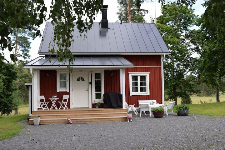 Countryside´s cosy Villa Skogsbacka
