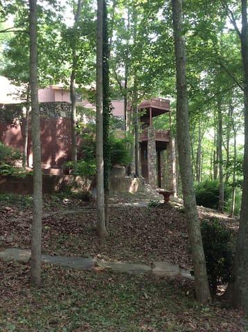 Mountain Retreat in the city! - Asheville - Ev
