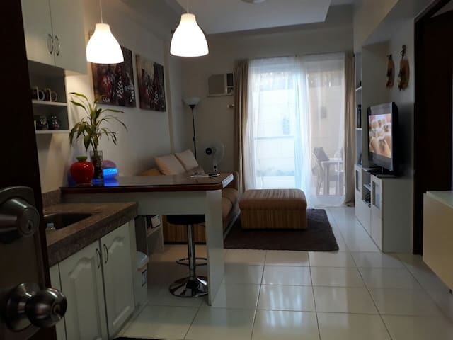 2 Bedroom Unit @Hi Residences