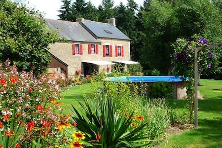 B&B Le Bas Rassinoux - Saint-Ouen-des-Alleux