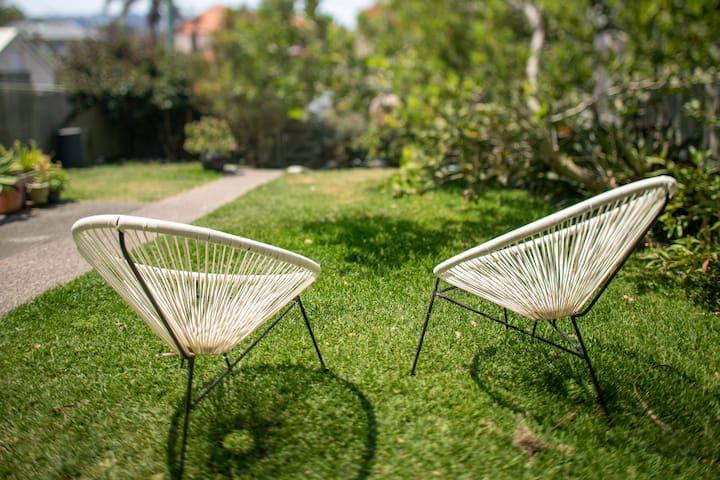 Bondi Garden Apartment