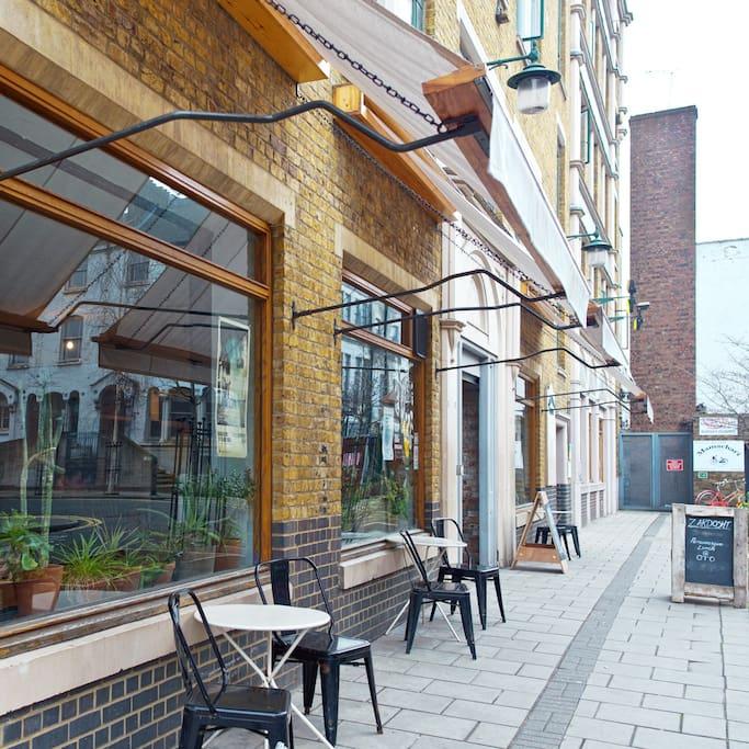 Photo of Cafe OTO