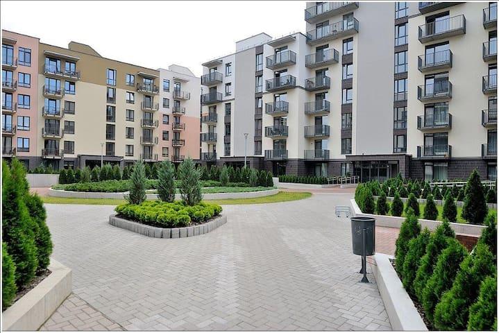 New, cosy apartment - Vilnius centre