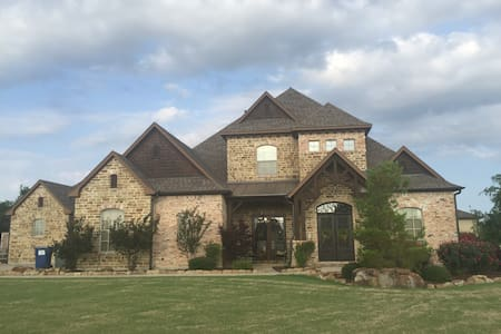 Gorgeous guest house on 2 ac estate - Royse City - House