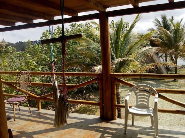 Habitación en Portete, 2 camas, Posada Sangara
