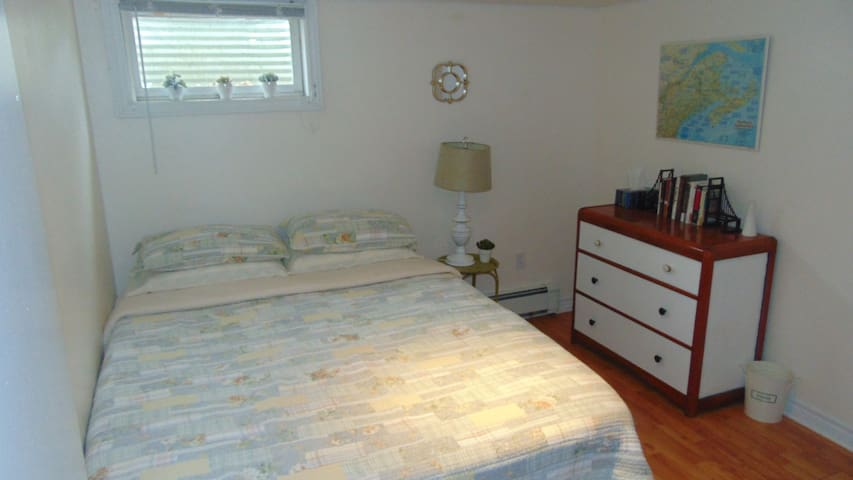 1 bedroom basement apartment - Fredericton - Appartement