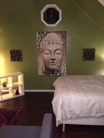 Modern Zen Oasis - Berea - Apartemen