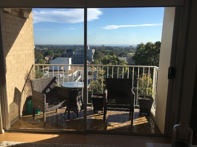 Penthouse apartment, great views of Sydney - Centennial Park - Apartamento