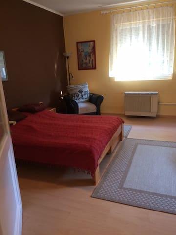 Budapest Appartement Calme