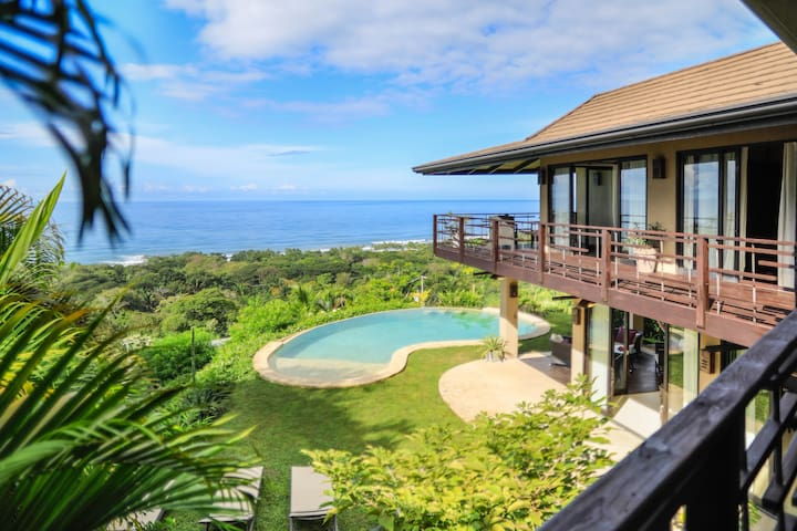 Ocean View Luxury Villa Mal Pais