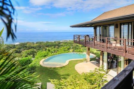 Ocean View Luxury Villa Mal Pais