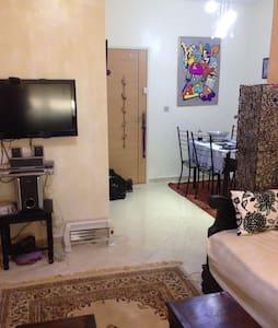 Appartement doha Mehdia kenitra