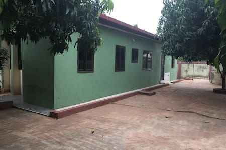 Cozy and Spacious living space in Tamale