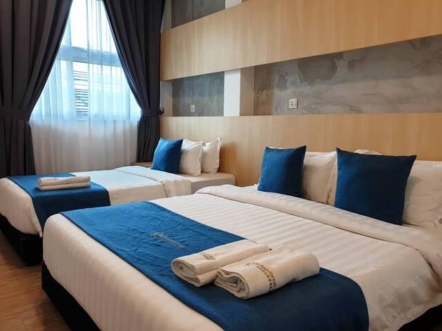 Kuah, Langkawi @Suite Room (Max 3 Pax)