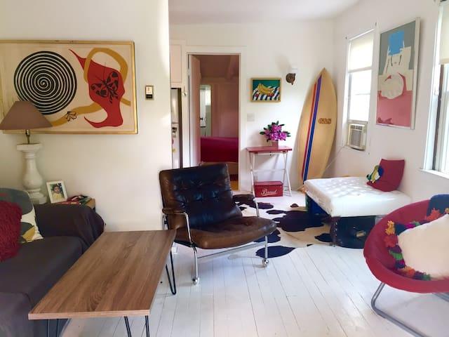 Southampton village 1br apt - Southampton - Apartamento