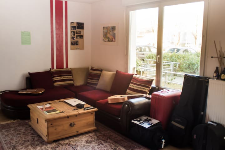 Chambre privée à Nancy - Nancy - Apartment