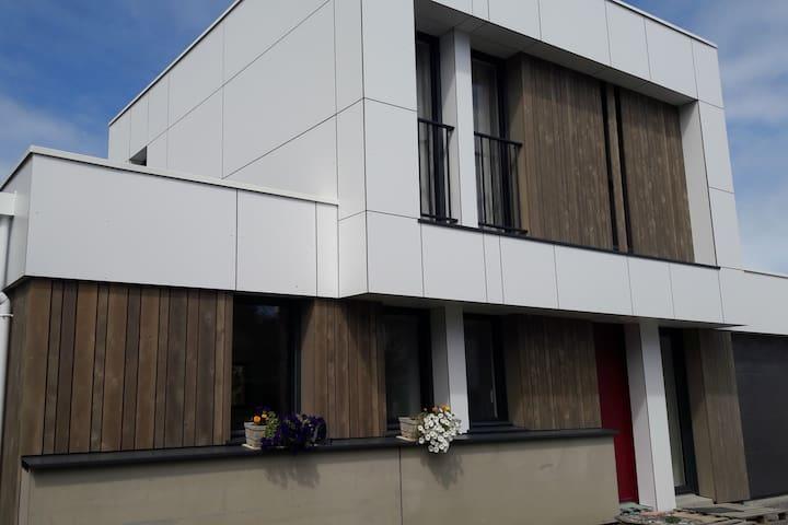 Lajarrige/forêt Escoublac appartement et terrasse