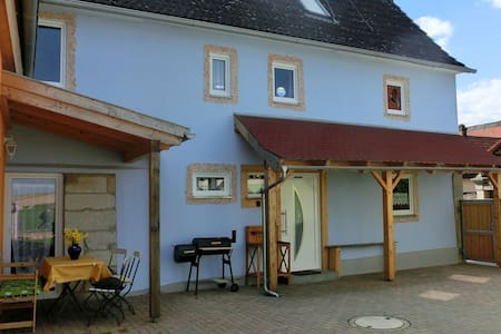 Holiday Home in Kimmelsbach with Terrace, Garden, Sauna, Pond