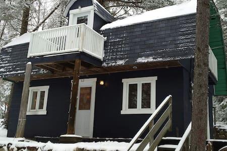 Belle petite maison sur le domaine Baril - Sainte-Marguerite-du-Lac-Masson