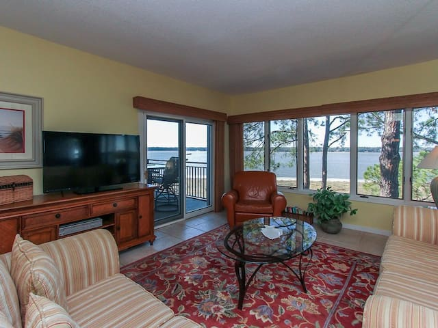 2Br with Direct Ocean Views - Hilton Head Island - Villa