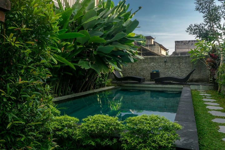 Eka Bali Guest House with pool
