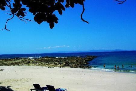 NICE RESORT TWO BEACHES WHITE SAND - Puntarenas - Villa