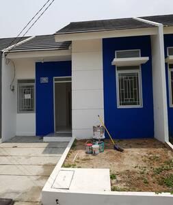 Disewakan rumah murah tahunan perumahan tangerang