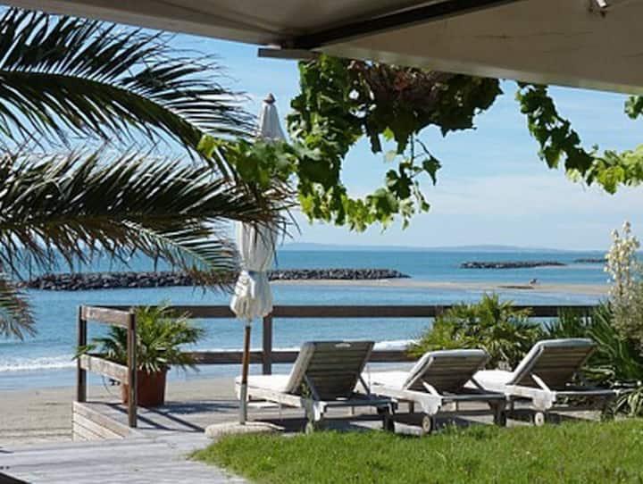 Maison sur la Plage,   Cap d'Agde , 4 personnes