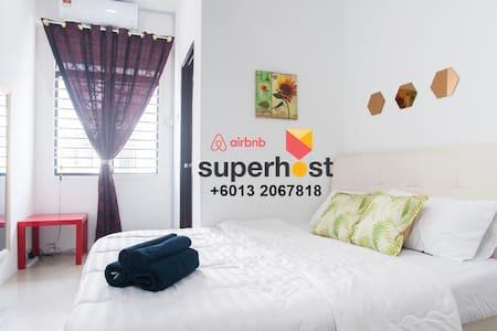 Cozy KLIA room transit - Super comfy
