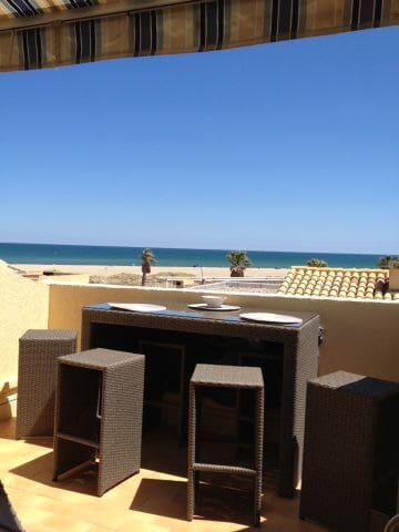 Maisonnette avec magnifique vue mer - Leucate - Hus