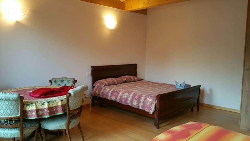 Suite in panoramica casa collinare - Arquà Petrarca - House