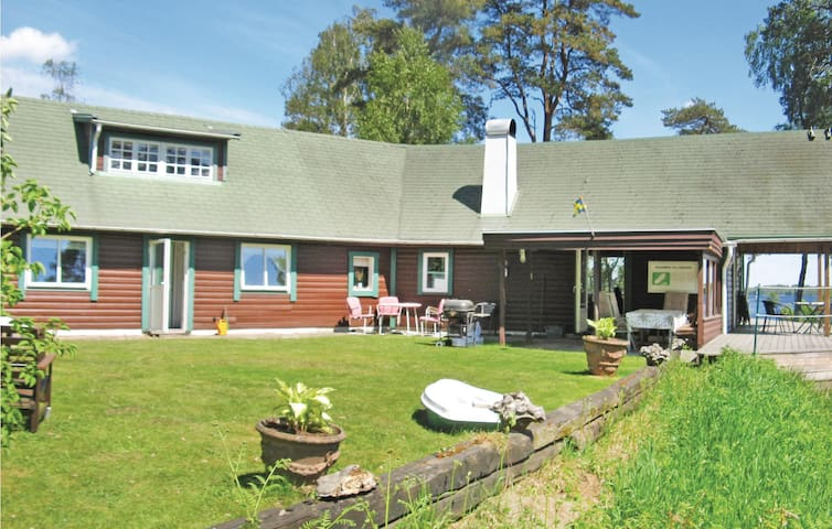 Holiday cottage with 4 bedrooms on 136m² in Skånes Fagerhult