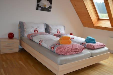 Zimmer Nr. 6 - Obersteckholz - Szoba reggelivel