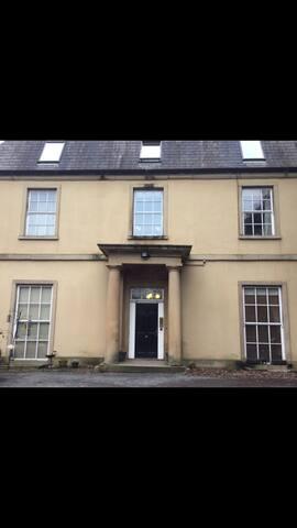 Apts in a Georgian Mansion - Elland