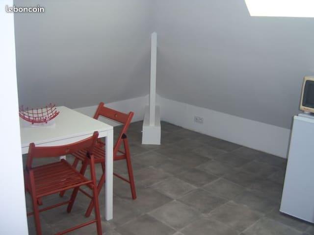 Appartement meublé calme proche Rennes - WIFI