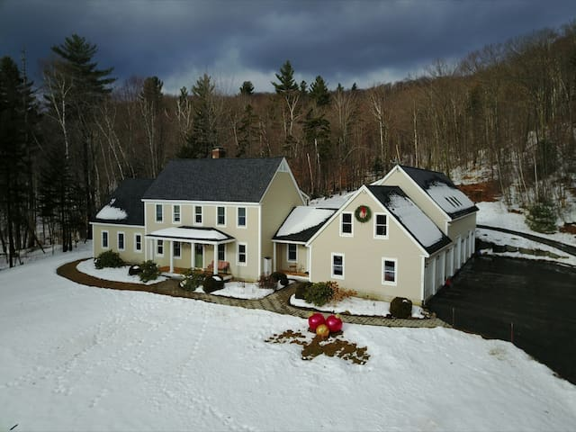 Dartmouth / Lake Sunapee Region - Grantham - Apartmen