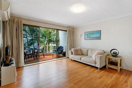 In City Resort Apartment & beach Surfers paradise