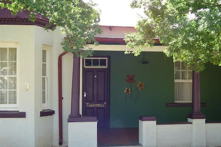 Tinkerbell Self Catering Home - Rouxville - Casa