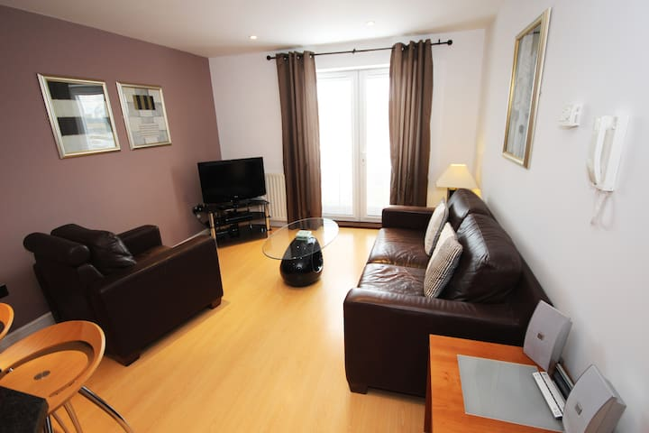 Riverfront 1 bed apartment (W4) - Newcastle upon Tyne - Appartement