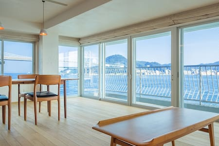 "The deluxe private room of a hostel,""uzuhouse"" - Shimonoseki-shi - Hostel"
