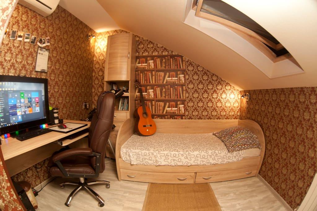 Спальня 10 кв.м.